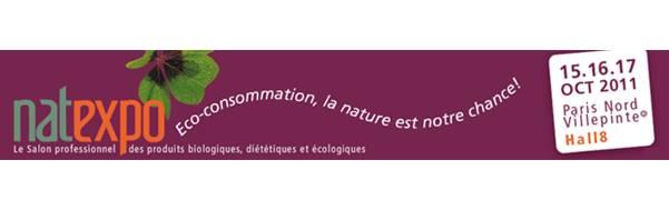 Bilan de natexpo le salon btob des produits bio for Salon btob
