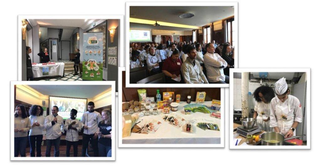 photos de l'événement amidon en fête USIPA