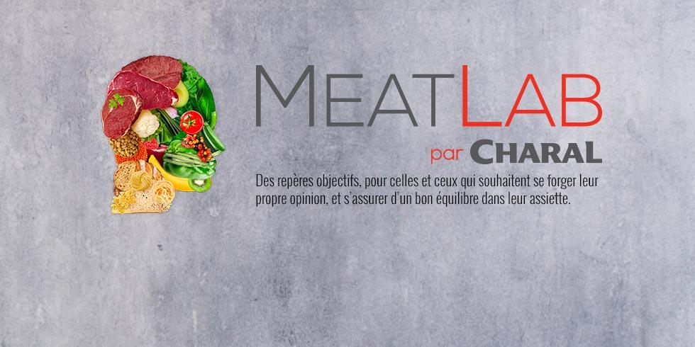 MeatLab Charal L'assiette a t-elle un genre ?