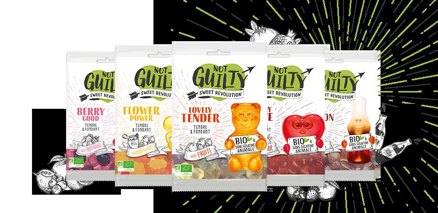 Bonbons Not guilty vegan