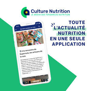 application mobile culture nutrition