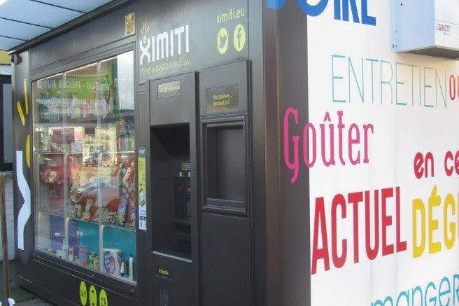 Ximiti magasin de proximité