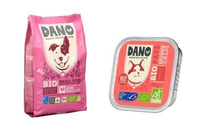 Dano, marque de petfood bio