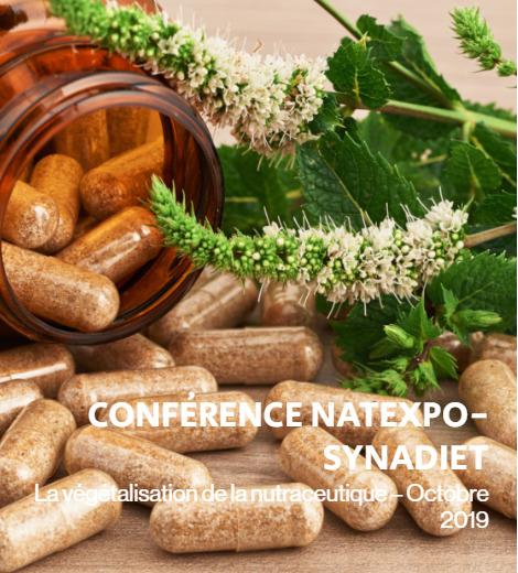 conférence végétalisation nutraceutique