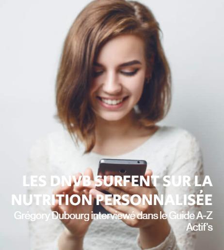 dnvb nutrition personnalisée