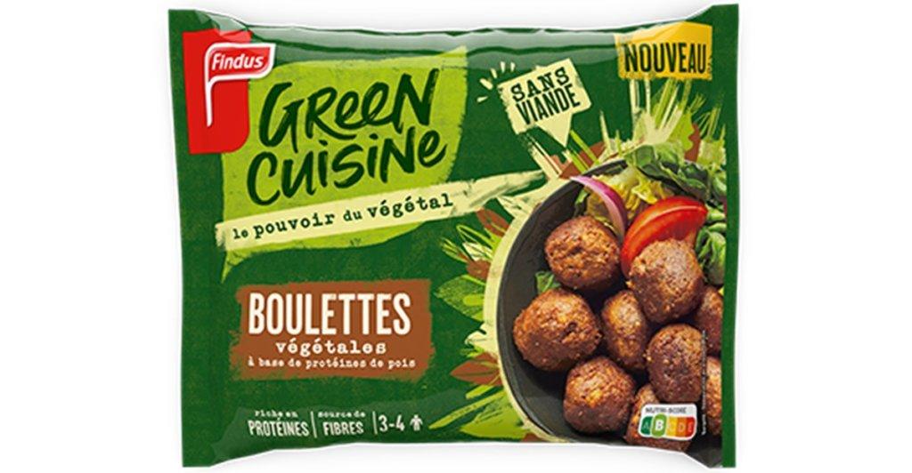 Innovation alimentation végétale
