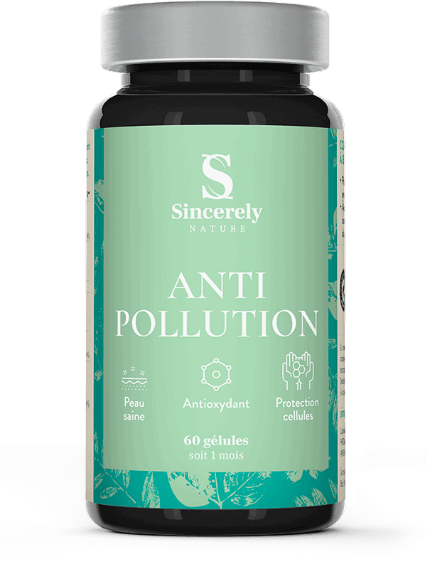 Sincerely Nature anti pollution