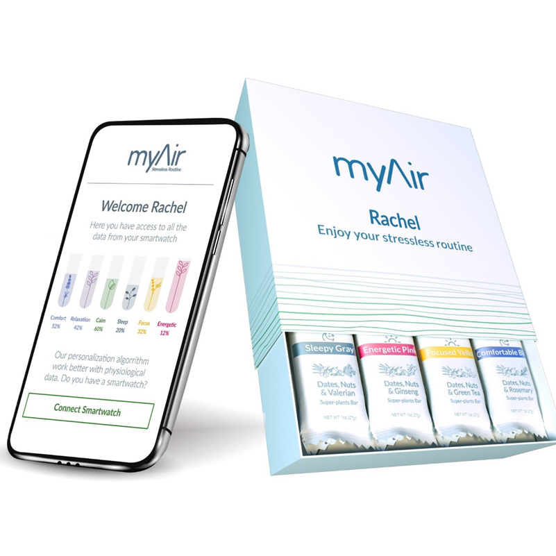 Routine anti-stress myAir