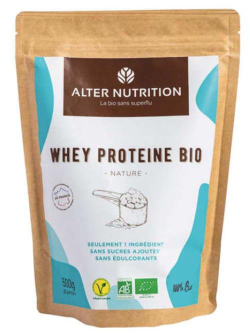 Whey protein bio