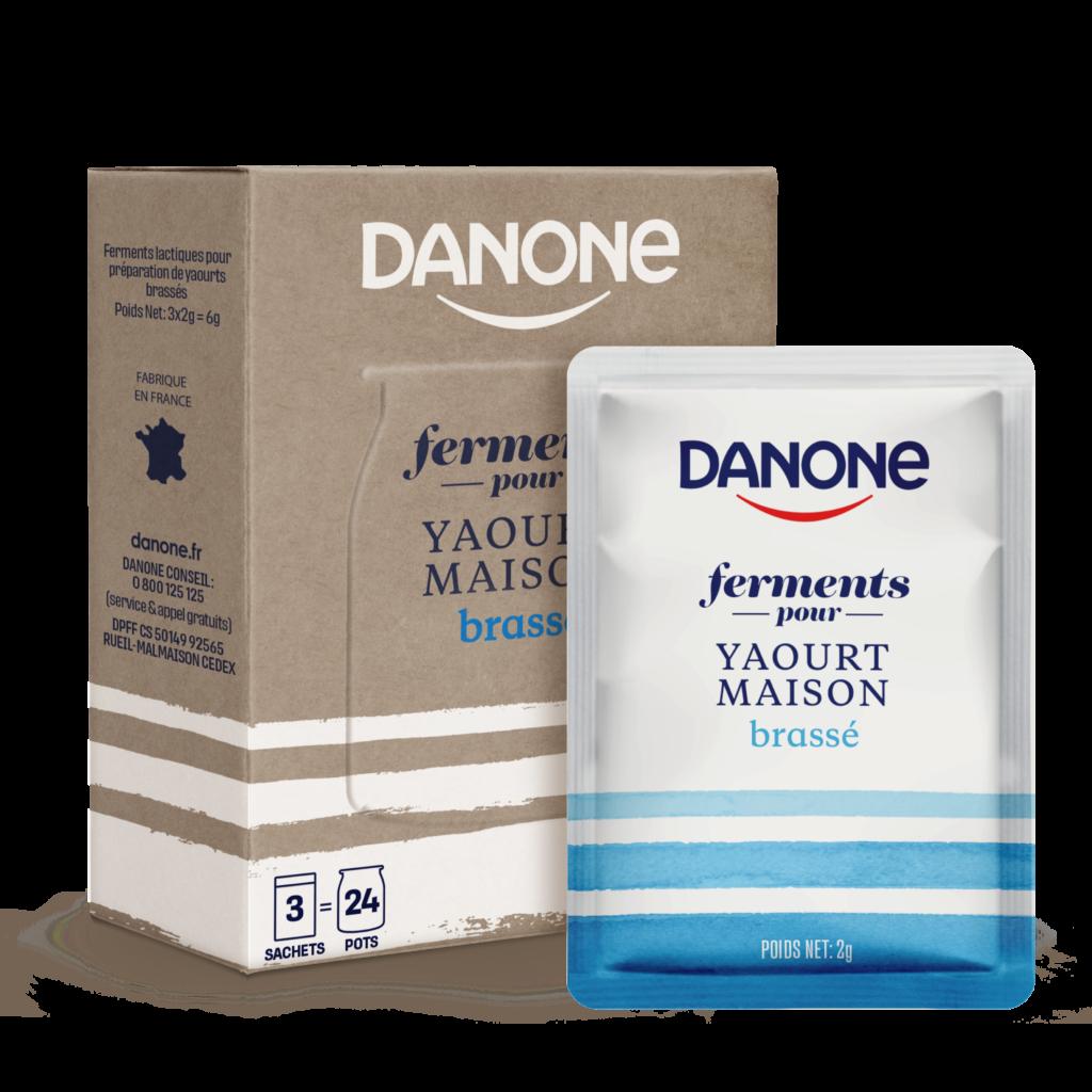 ferments pour yaourts Danone