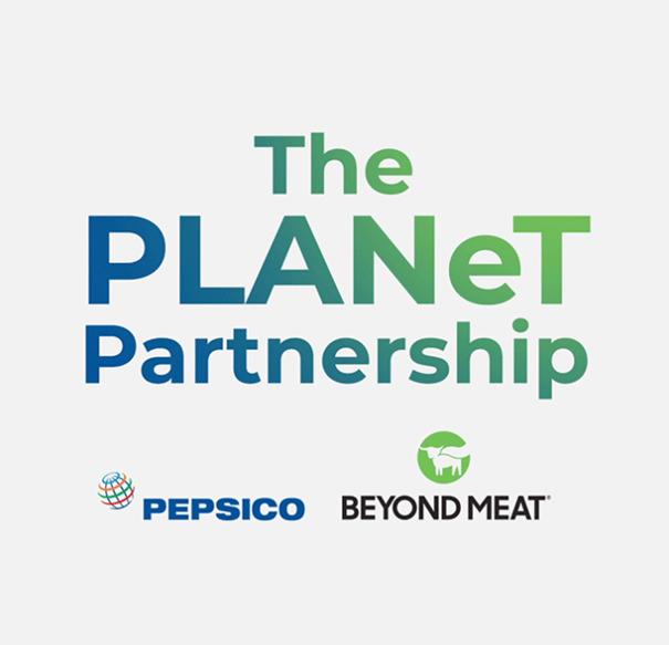PLANeT Pepsico et Beyond Meat